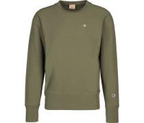 Chapion Icon Herren Sweater oliv