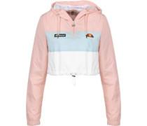 Minoa Crop W Hoodies Hoodie pink pink