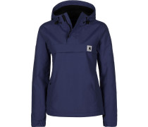 Nimbu Damen Windbreaker blau
