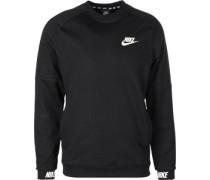 Advance 15 Crew Sweater schwarz weiß