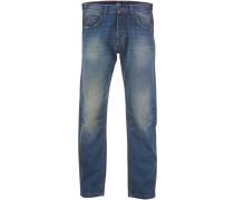 Michigan Herren Jeans blau
