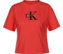 Teco-11 True Icon W T-Shirt rot