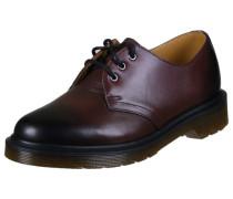 1461 Antique Temperly Schuhe rot schwarz