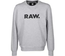 Mattow Sweater grau meliert