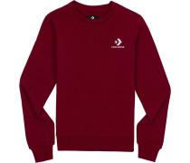 Star Chevron Herren Sweater rot