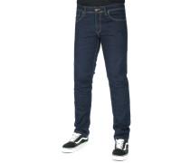 Spider Tapered Herren Jeans raw blue