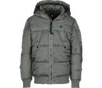 Whitler Hooded Bomber Winterjacke oliv