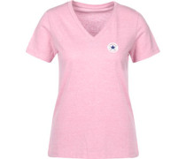 Triblend Tpu V-Neck W T-Shirt pink meliert