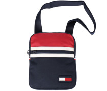 Crossover Corporate Tasche blau rot