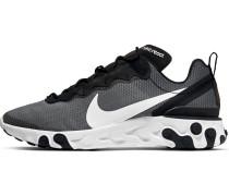 React Element 55 SE Herren Schuhe schwarz grau