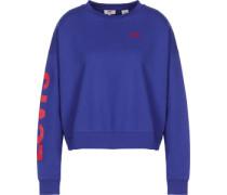 Graphic Weekend Crew W Sweater Daen blau EU