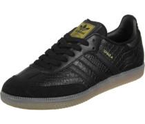 Samba W Schuhe schwarz