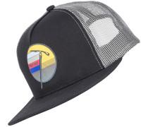 Trucker Cap schwarz grau