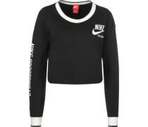 Crew W Sweater schwarz schwarz