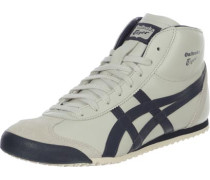 Mexico Mid Runner Hi Sneaker Schuhe beige blau beige blau