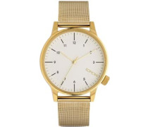 Winston Royale Uhr gold