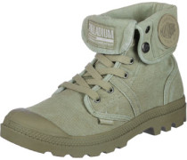 Pallabrouse Baggy W Schuhe oliv