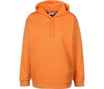 Hooded Chae W Hoodie Damen orange EU