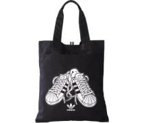 Shopper Sst Einkaufstasche schwarz weiß