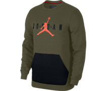 Jumpman Air Graphic weater oliv