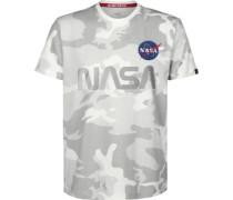 Nasa Reflective T-Shirt Camo