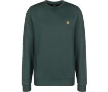 Cornell Classic Cr Sweater türkis