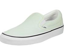Classic Slip-On Schuhe türkis