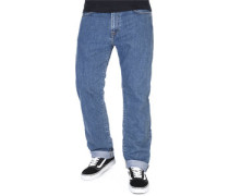Davies Otero Jeans blue stone washed
