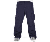 Cargo Pants Hose dark navy rinsed dark navy rinsed