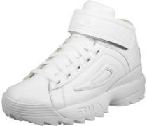 D/2 Mid W Schuhe weiß