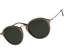 Nymphenburg Sonnenbrille braun gold