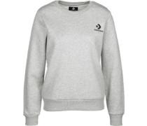 Star Chevron Sweater grau