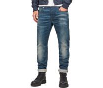 3301 Slim Jeans Herren denim medium aged EU
