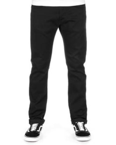 Ed-55 Regular Tapered Jeans ink black rinsed