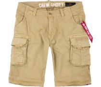 Crew Herren Shorts beige
