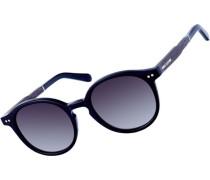 Trostberg Sonnenbrille schwarz braun