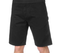 Ruck Single Knee Shorts schwarz