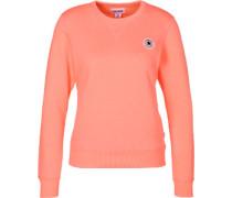 Core Crew W Sweater Daen neon orange EU