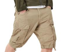 Rovic loose 1/2 Shorts Herren dune