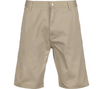 Ruck Single Knee Herren Shorts beige