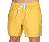 Herren Badeshorts gelb