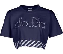 Barra Damen T-Shirt blau