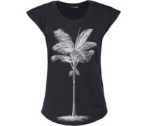 Irma W T-Shirt schwarz