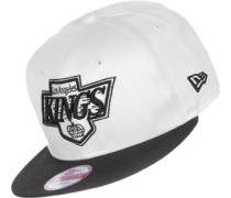 Two Color Team La Kings Cap weiß schwarz