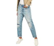 Midge S High Boyfriend W Jeans lt aged restored