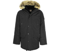 Anchorage Parka chwarz