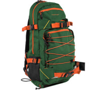 Ice Louis Rucksack grün orange