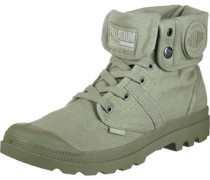 Pallabrouse Baggy Schuhe oliv