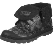 Baggy Low Lp Flower W Schuhe schwarz grau