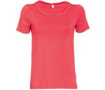 Beat of the Street Damen T-Shirt rot